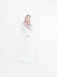 Rosra Baju Kurung (PLUS SIZE MATERNITY-PREGNANCY)