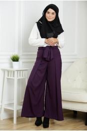Manika Ribbon Palazo Pants Bootscut