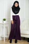 Manika Ribbon Palazo Pants Bootscut (Plus Size)