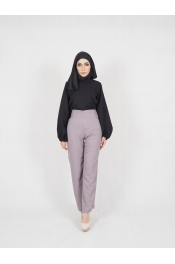 Sasamia High Waist (Boot Cut) Pants (PLUS SIZE)