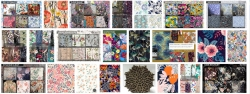 Printed fabric Cotton+Jersey (27)