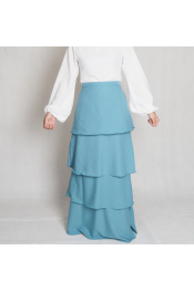 Saliana Layer Skirt (PLUS SIZE)