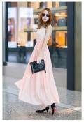 Korean Summer Lace Dress