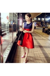Korean Autumn Casual Design Dress