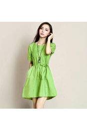 Korean Summer & Spring Layer Slide Dress