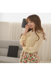 Summer Chiffon Women Casual Wear Tops