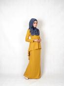 leofar Fishtail Baju kurung