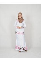 Sofiya Floral Printed Baju kurung