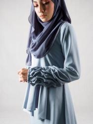 Alesha Perplum Pearl Baju Kurung