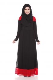 Muslim Jubah Dress 2 Color Design Dress