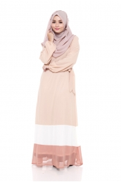 Muslim Jubah Modern Dress