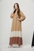 Muslim Jubah Modern Dress
