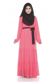 Muslim New Jubah Modern Style Dress