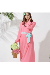 Muslim Modern Jubah Dress