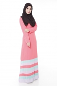 Tangata Pink Jubah Dress