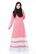 Tangata Pink Jubah Dress