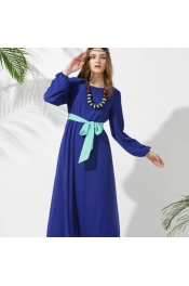 Muslim Modern Jubah Dress