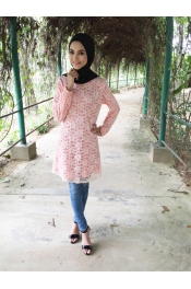 Marissa Exclusive Blouse Muslimah