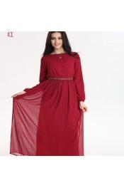 Muslim Jubah Modern Style Dress