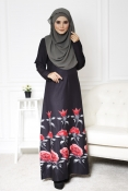 Lara Roses Jubah Dress