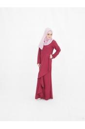 Flari Flara Jubah Dress