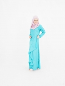 Flari Fla Jubah Dress