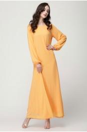 Modern Style Casual Jubah Dress