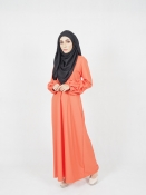Quasha Jubah Dress