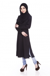 Diana Tunic Exclusive Blouse Muslimah