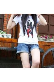 Korean Summer Short Casual Jeans Pants