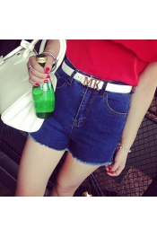 Korean Summer Casual Jeans