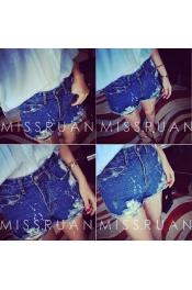 Korean Summer Retro Jeans