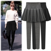 Korean Summer Casual Pants Skirts
