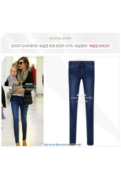 Europe Summer & Spring Casual Jeans