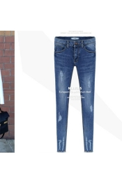 American Summer & Spring Casual Women Jeans