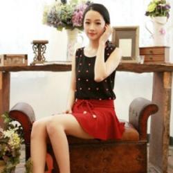 Korean Summer & Spring Skirt Pants