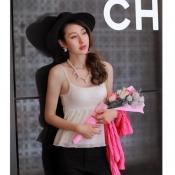 Korean Summer Strap Style Tops