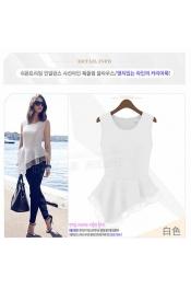 Korean Summer Casual Tops