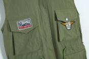 Korean Summer Retro Jacket With Pocket