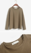 Korean Autumn Casual Long Sleeve Top