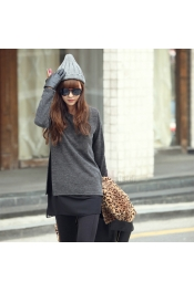Korean Autumn Long Sleeve Casual Top
